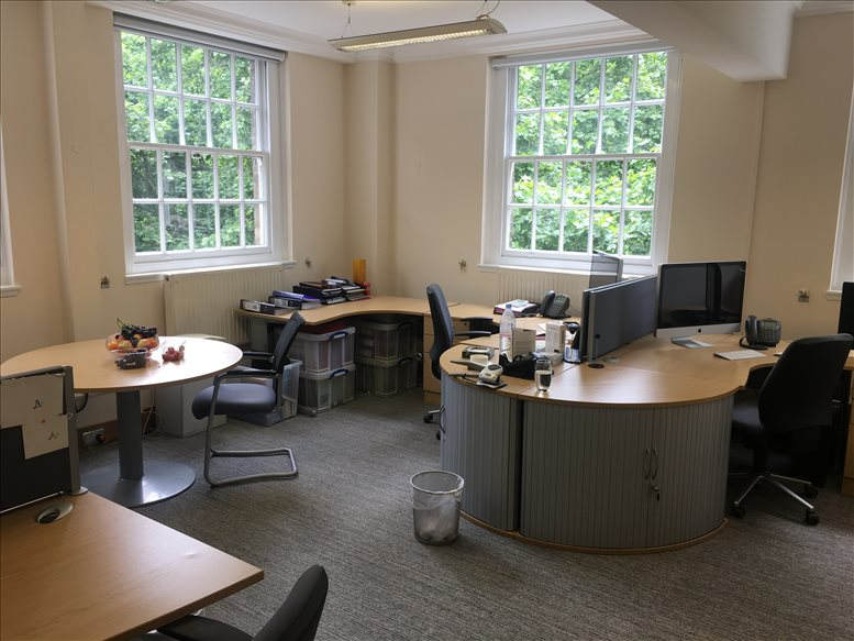 Photo of Office Space on 20 Berkeley Square Mayfair