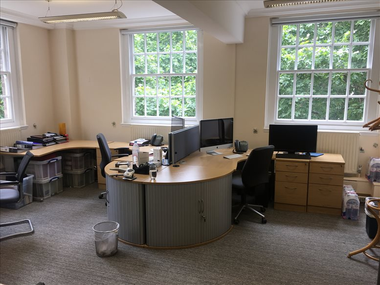 20 Berkeley Square Office for Rent Mayfair