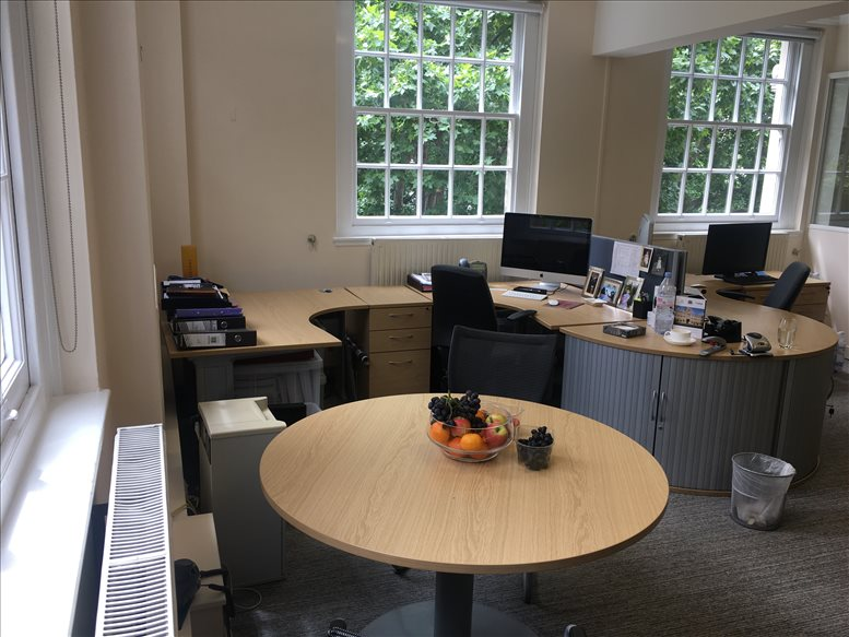 Picture of 20 Berkeley Square Office Space for available in Mayfair