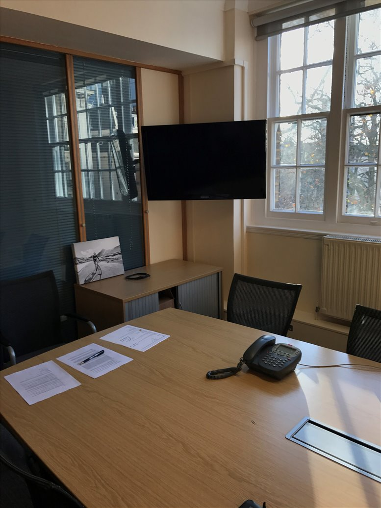 Image of Offices available in Mayfair: 20 Berkeley Square