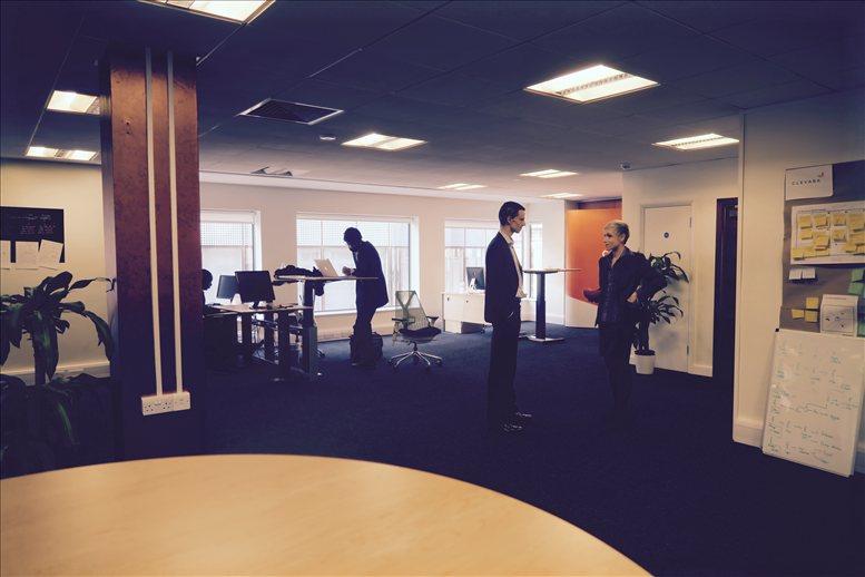 Photo of Office Space on 12 Soho Square, Soho Tottenham Court Road