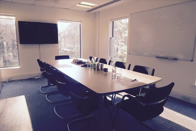 Picture of 12 Soho Square, Soho Office Space for available in Tottenham Court Road