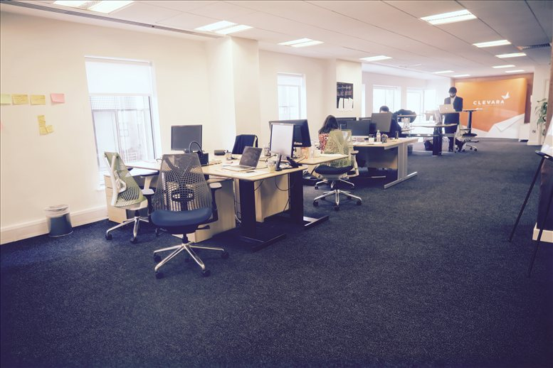 Image of Offices available in Tottenham Court Road: 12 Soho Square, Soho
