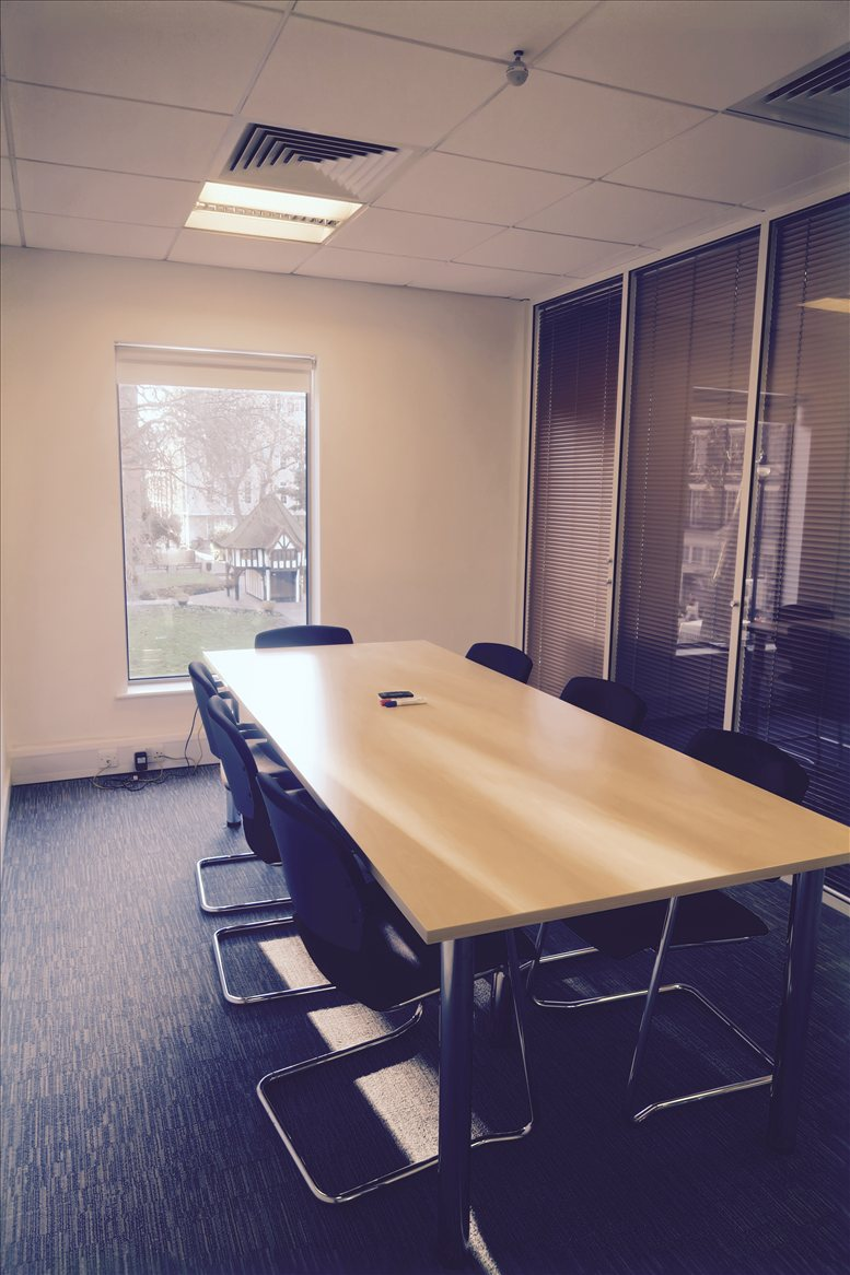 Photo of Office Space available to rent on 12 Soho Square, Soho, Tottenham Court Road