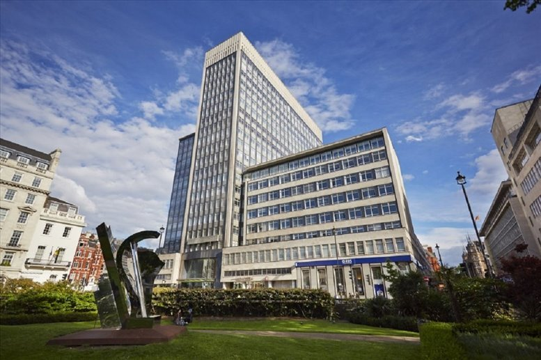 Photo of Office Space available to rent on 33 Cavendish Square, 13th Fl, Marylebone, Oxford Circus
