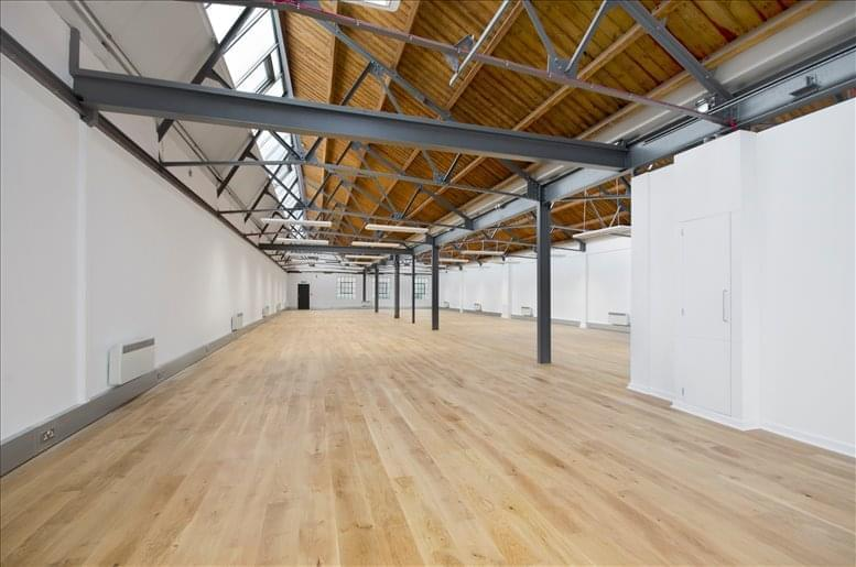 Chiswick Studios, 9 Power Road, Chiswick, London Office for Rent Chiswick