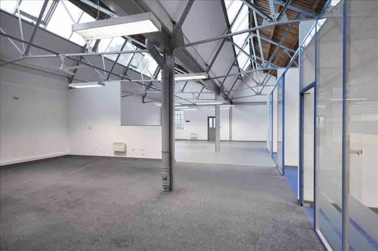 Picture of Chiswick Studios, 9 Power Road, Chiswick, London Office Space for available in Chiswick