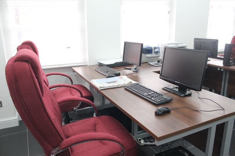 Image of Offices available in West End: Advance Business Centre, 12-13 Little Newport Street