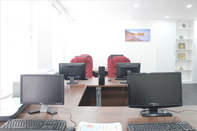 Rent West End Office Space on Advance Business Centre, 12-13 Little Newport Street