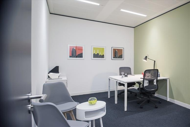 Photo of Office Space on 63 St Mary Axe The City