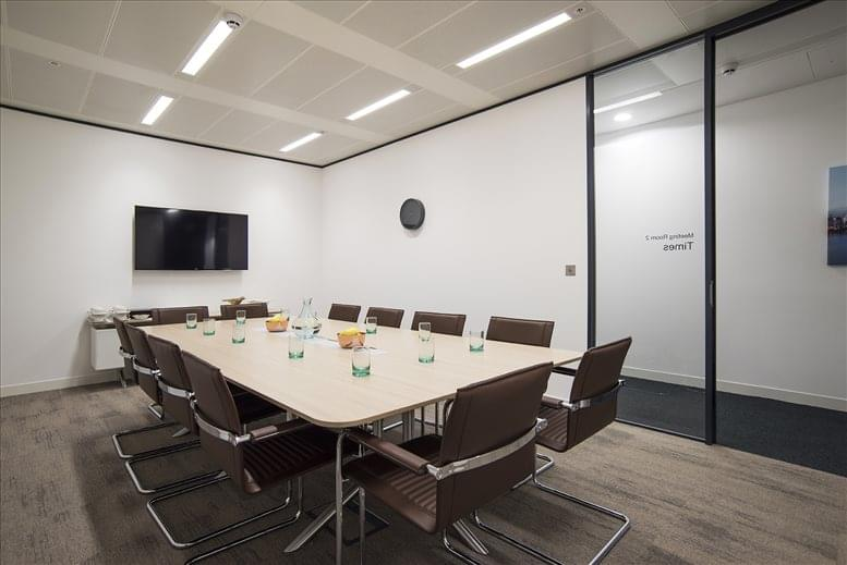 Picture of 63 St Mary Axe Office Space for available in The City
