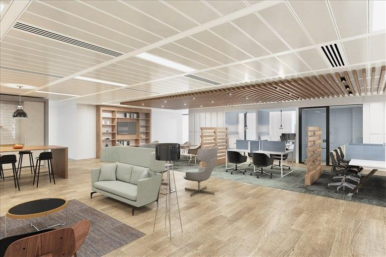 Office for Rent on 63 St Mary Axe The City