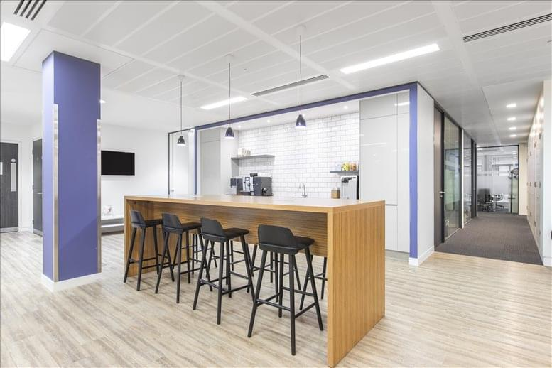 Rent The City Office Space on 63 St Mary Axe