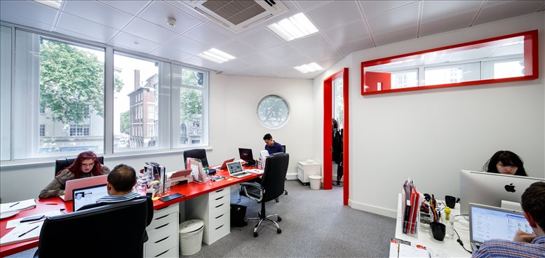 Photo of Office Space on Kingsway House, 103 Kingsway, London Holborn
