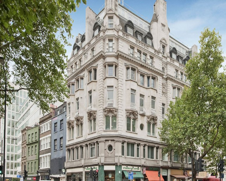 Image of Offices available in Holborn: Kingsway House, 103 Kingsway, London