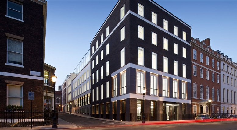 Picture of The Clubhouse, 8 St James's Square Office Space for available in St James's Park