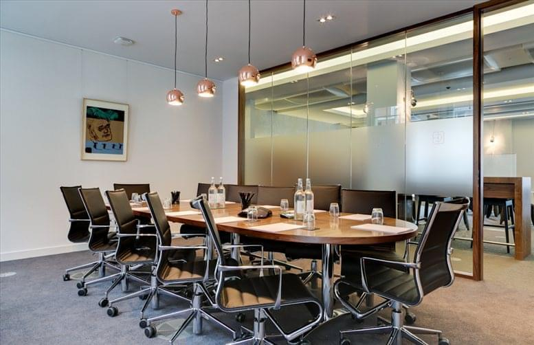 The Clubhouse, 50 Grosvenor Hill Office for Rent Mayfair