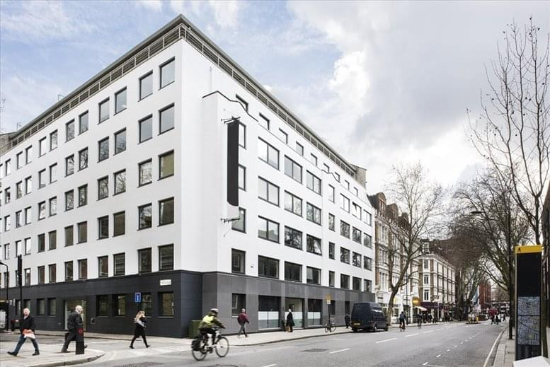 60 Gray's Inn Road, Holborn Office Space Holborn
