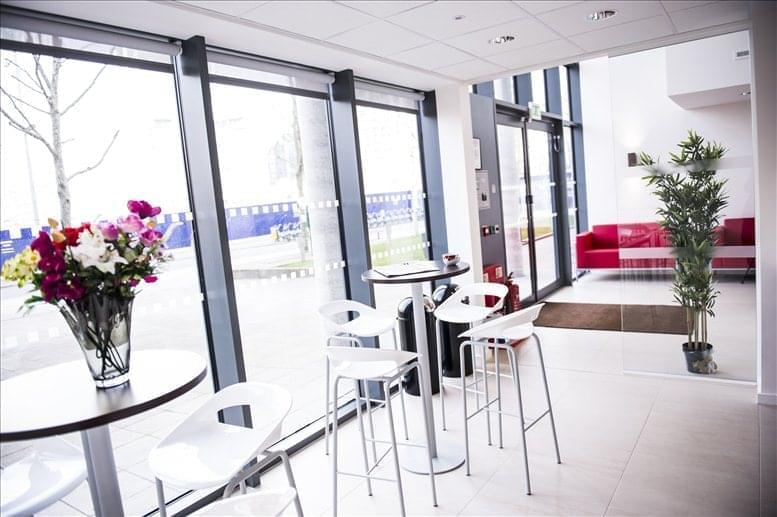 Photo of Office Space on 5 Indescon Square, Lightermans Road, Isle of Dogs Canary Wharf
