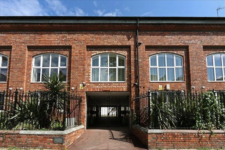 36 Gloucester Avenue, Primrose Hill Office Space Camden Town