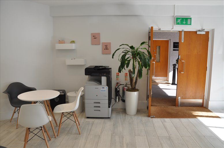 Photo of Office Space on 36 Gloucester Avenue, Primrose Hill Camden Town