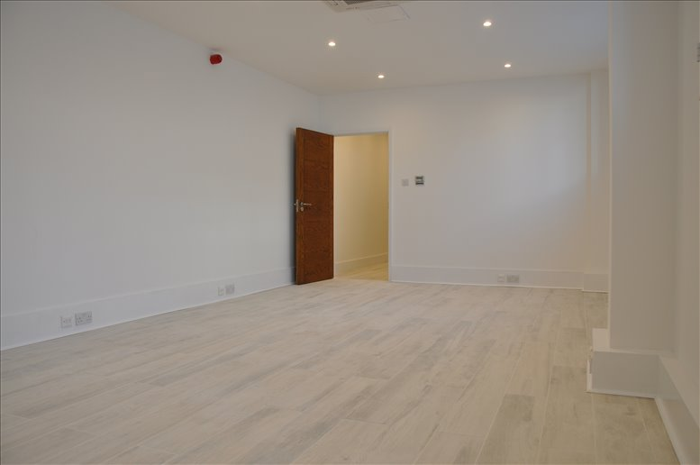 Image of Offices available in Camden Town: 36 Gloucester Avenue, Primrose Hill