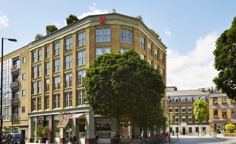 86-88 Clerkenwell Road available for companies in Farringdon
