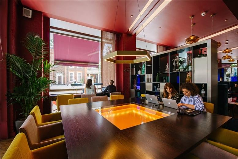 Picture of 86-88 Clerkenwell Road Office Space for available in Farringdon