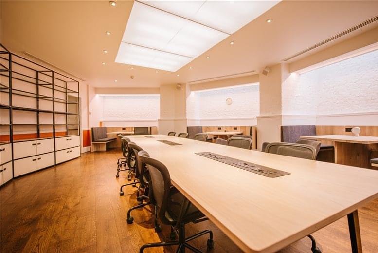 Office for Rent on 86-88 Clerkenwell Road Farringdon