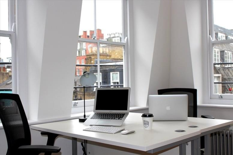 Photo of Office Space on 21 Carnaby Street, Soho West End