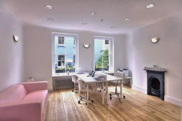 21 Carnaby Street, Soho Office for Rent West End