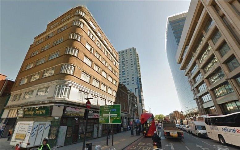 Office for Rent on 133 Whitechapel High Street Aldgate East