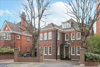 Photo of Office Space on 45 Circus Road, St John's Wood - Regents Park