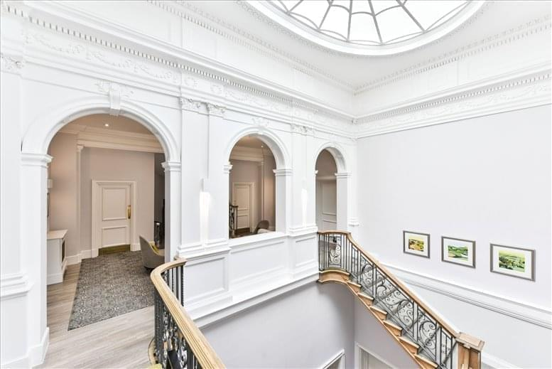 32 Curzon Street Office Space Mayfair