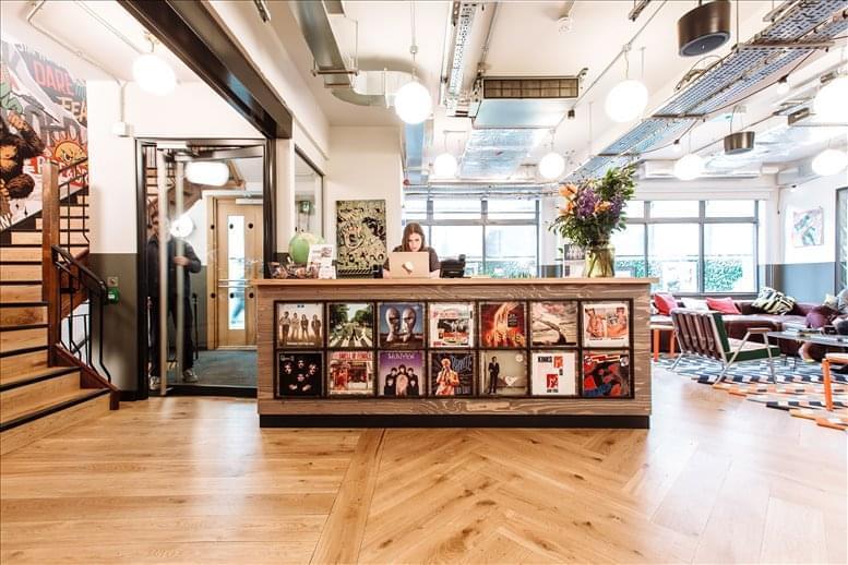 Soho - Sheraton House, 16 Great Chapel Street Office Space Soho