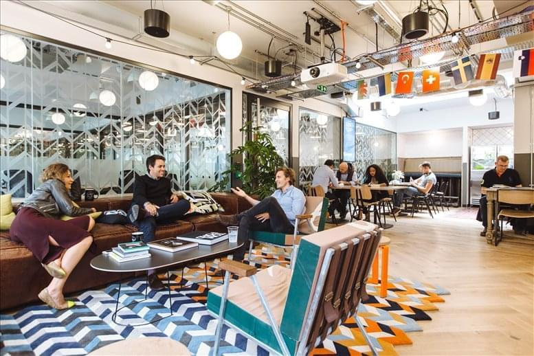 Photo of Office Space on Soho - Sheraton House, 16 Great Chapel Street Soho