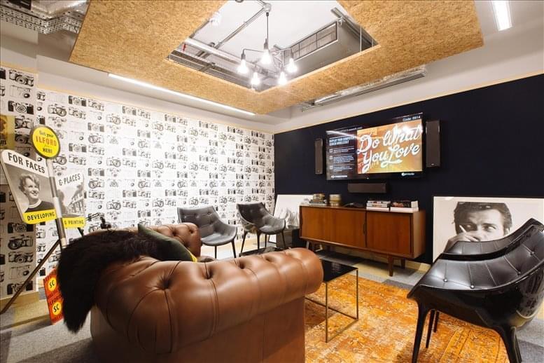 Soho - Sheraton House, 16 Great Chapel Street Office for Rent Soho