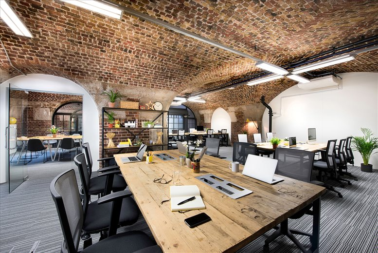 Tobacco Dock, Tobacco Quay, Wapping Lane Office for Rent Wapping