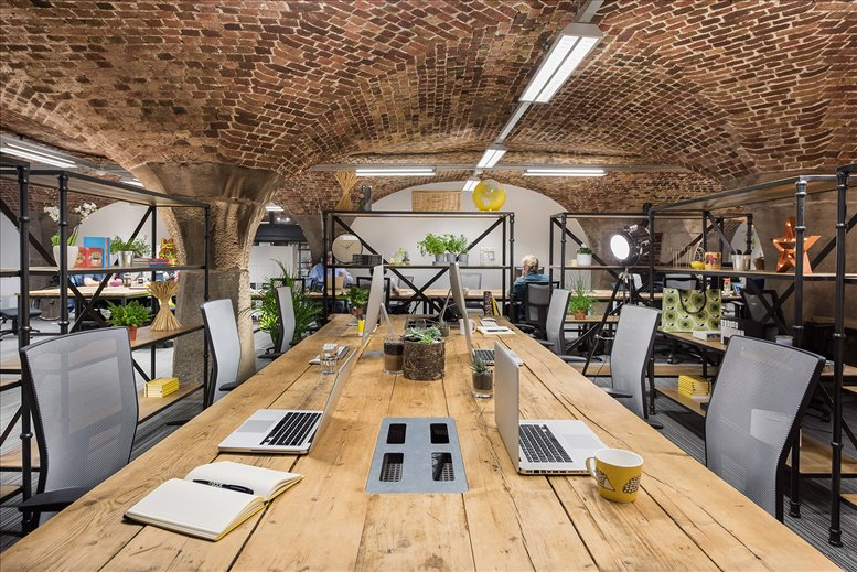 Image of Offices available in Wapping: Tobacco Dock, Tobacco Quay, Wapping Lane