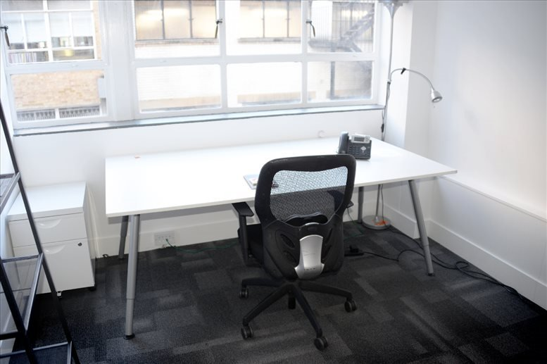 West End Office Space for Rent on 1 Wardour Street, Central London