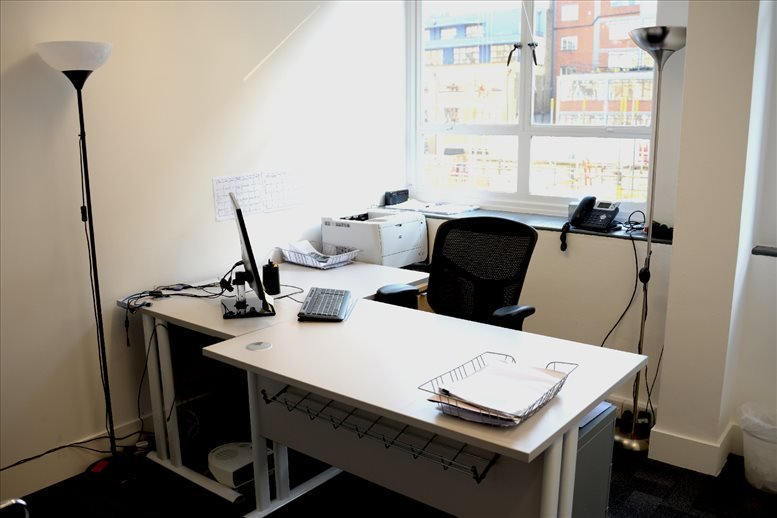 Rent West End Office Space on 1 Wardour Street, Central London
