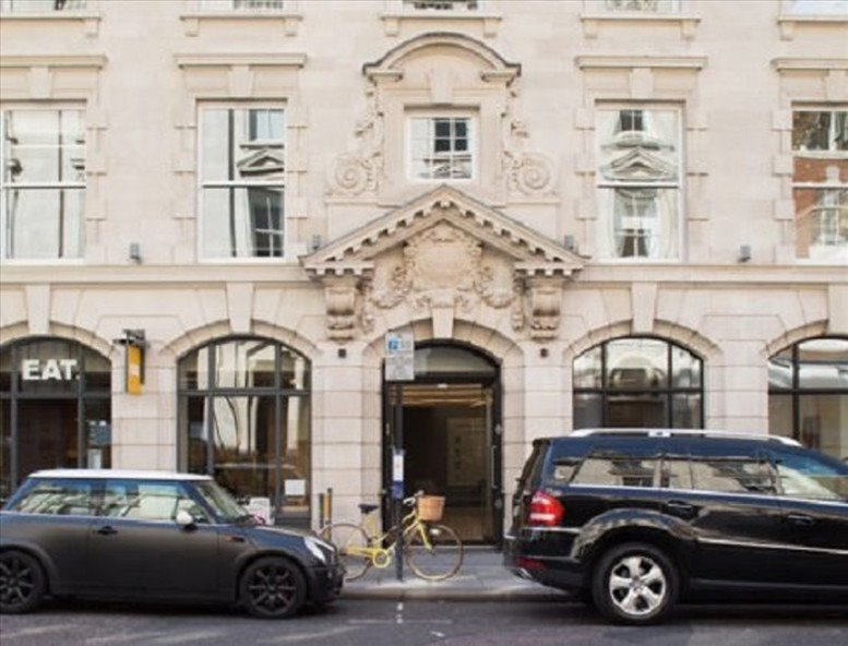 Office for Rent on 91 Wimpole Street Marylebone