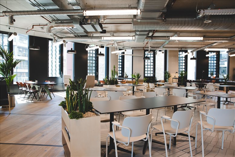 Photo of Office Space on The White Collar Factory, 1 Old Street Yard, Silicon Roundabout - EC1Y