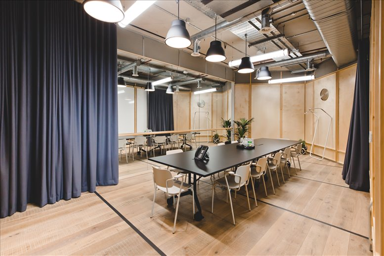 Photo of Office Space on The White Collar Factory, 1 Old Street Yard, Silicon Roundabout Old Street