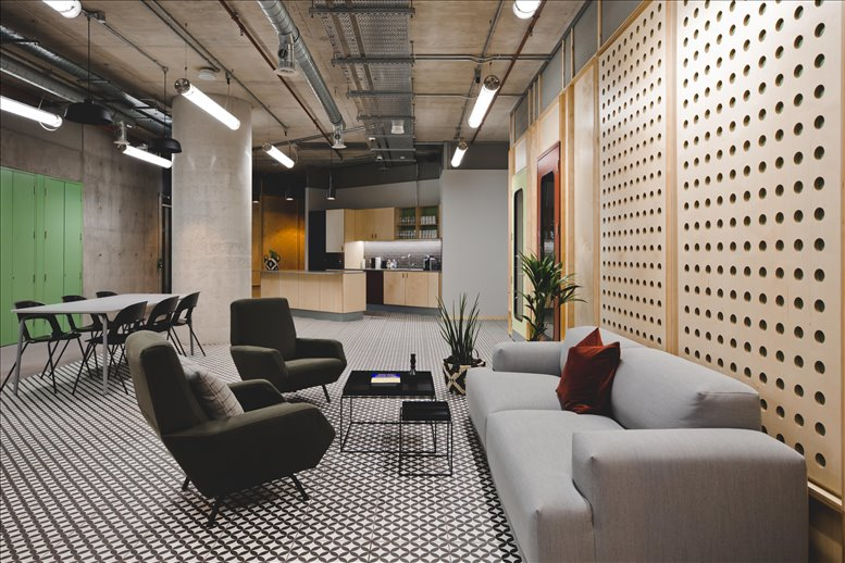 Image of Offices available in Old Street: The White Collar Factory, 1 Old Street Yard, Silicon Roundabout