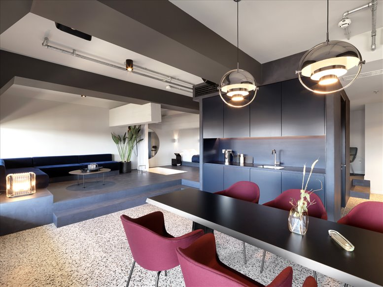 Picture of Tintagel House, 92 Albert Embankment, Central London Office Space for available in Lambeth