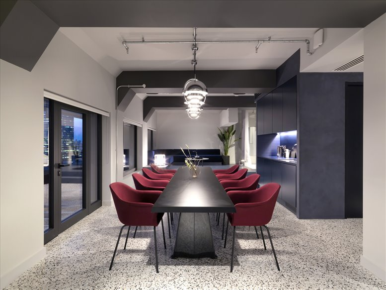 Image of Offices available in Lambeth: Tintagel House, 92 Albert Embankment, Central London