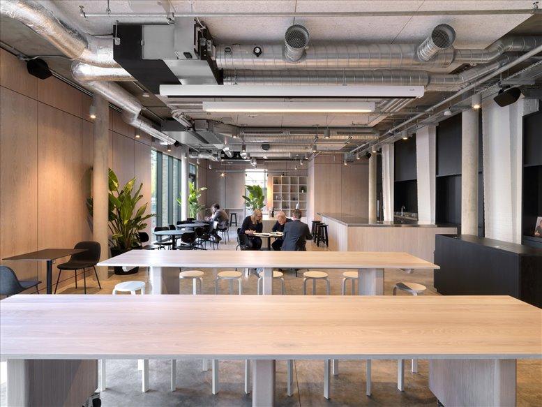 Office for Rent on Tintagel House, 92 Albert Embankment, Central London Lambeth