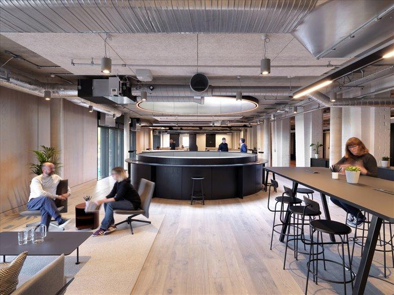 Lambeth Office Space for Rent on Tintagel House, 92 Albert Embankment, Central London