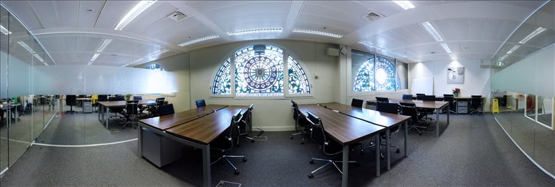 Image of Offices available in Farringdon: Innovation Warehouse, 1 East Poultry Avenue, Smithfield